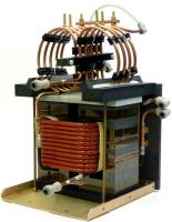 Water cooled transformer